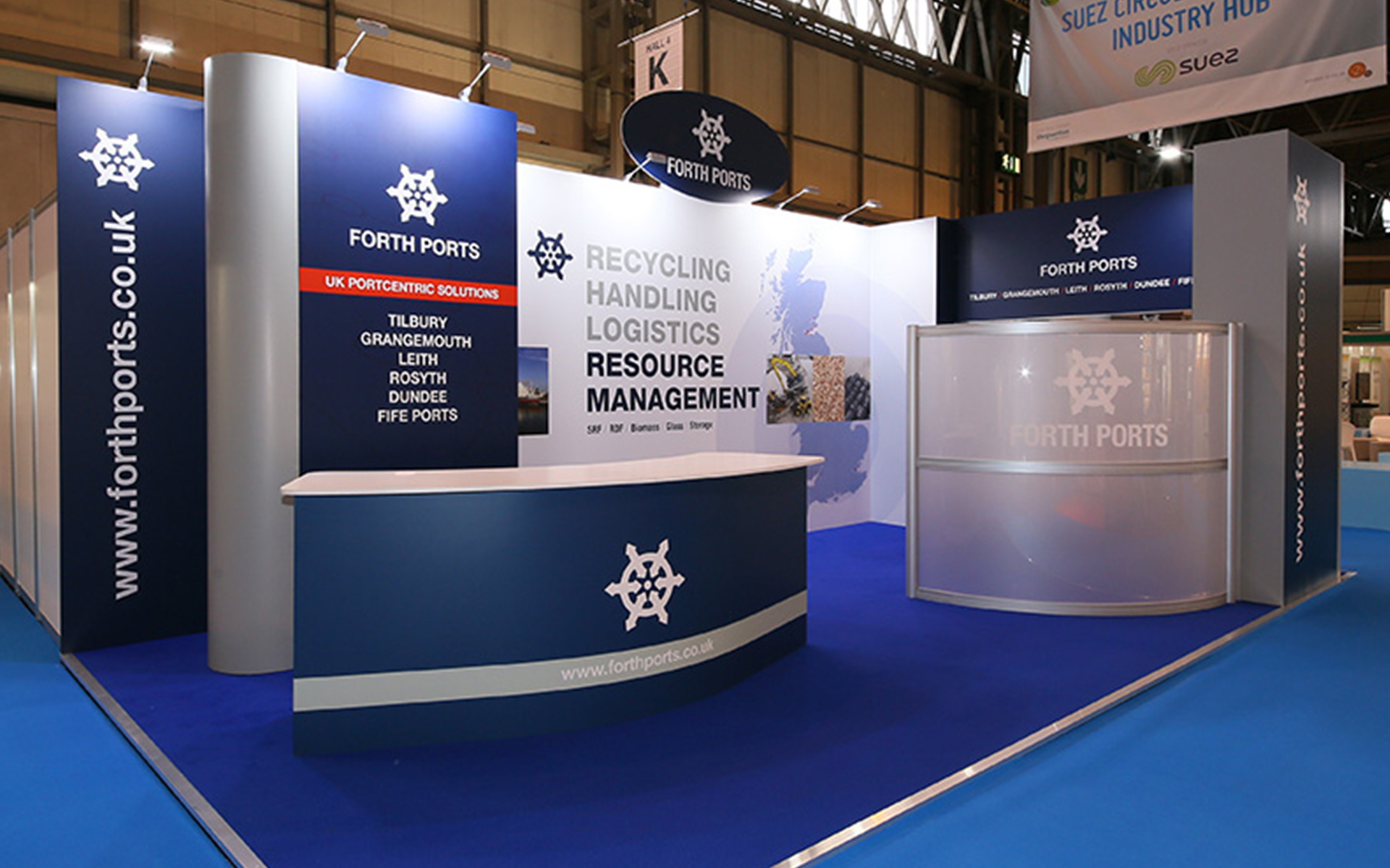 Recycling & Waste Management - Making a Stand
