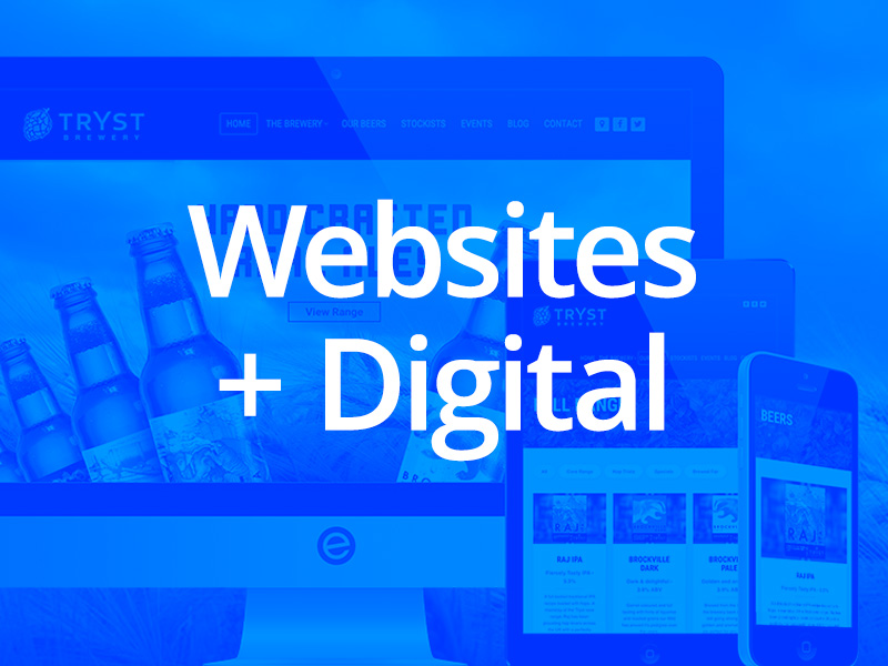 Websites and Digital
